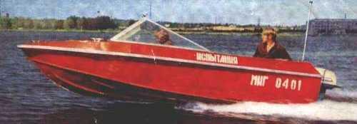 лодка крым характеристик